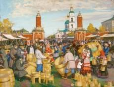 На Ремзаводе открывается ярмарка выходного дня