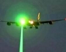 В Саранске пилота самолёта чуть не ослепили лазером при посадке