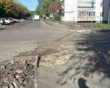 В Саранске строителей наказали за грубую работу