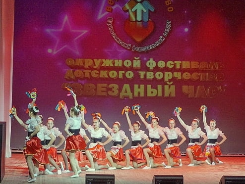 Детдомовцы из Мордовии получили свой «Звёздный час»
