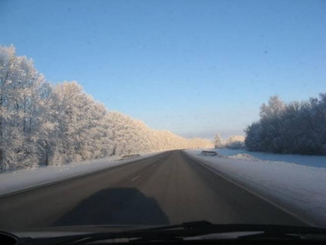 В первый день года на дорогах Мордовии никто не пострадал