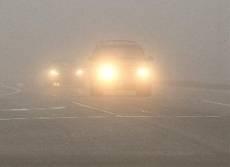 Дороги Мордовии покрылись туманом различной плотности