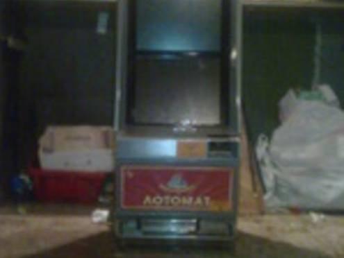 В Саранске найдены похитители лотерейного терминала