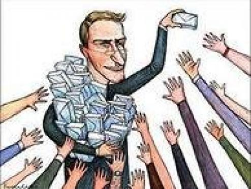 Работодатели Мордовии экономят на пенсиях сотрудников