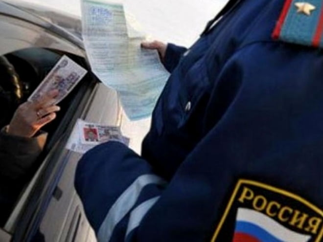 В Мордовии два водителя не смогли «договориться» с полицейскими