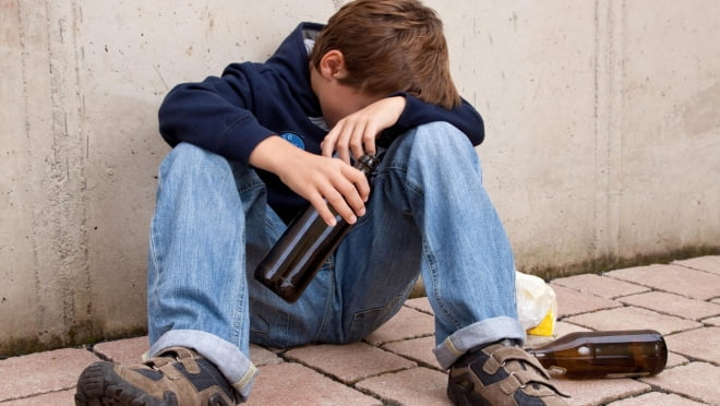 Четыре дня в Мордовии полицейские искали пьющих подростков