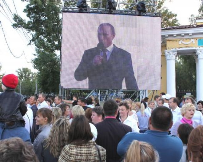 Визит Президента России в Саранск носит экспресс-характер