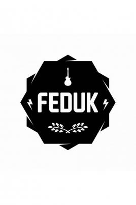 Feduk постер
