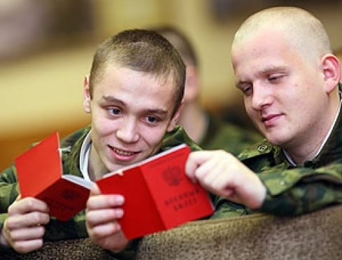 Военнослужащих Мордовии призвали служить без наркотиков