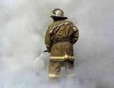В Кадошкино (Мордовия) сгорел рынок