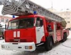 В жилой сектор Мордовии направлен противопожарный десант