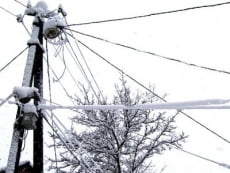Во все районы Мордовии вернулось электричество