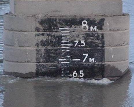 За минувшие сутки уровень воды в реках Мордовии поднялся до полуметра