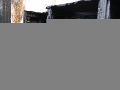 В Саранске на Химмашевском рынке потушили серьезный пожар