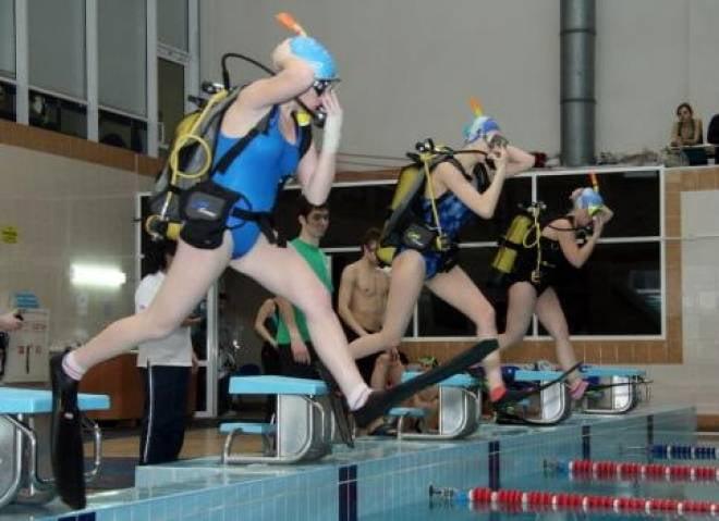 Дайверы из Мордовии поедут на чемпионат России в Санкт-Петербург
