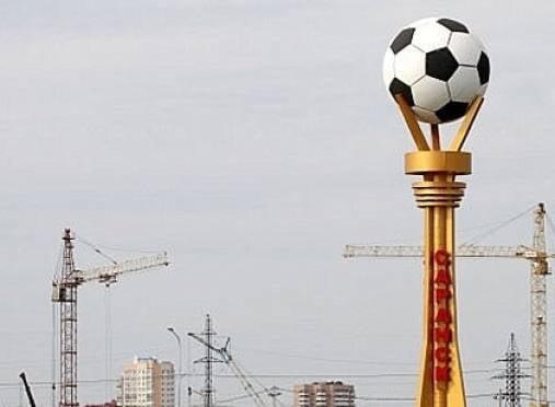 На строительство стадиона к ЧМ в Саранске «подтянут» больше строительных сил