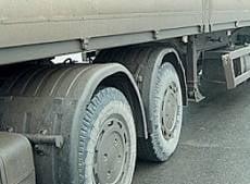 В Мордовии наказали полтора десятка водителей большегрузов