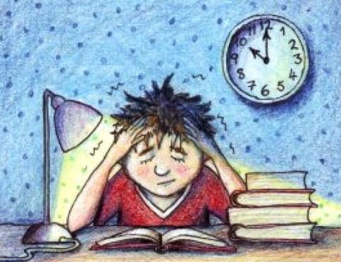 Экзамены без стресса: помогите ребенку макаронами!