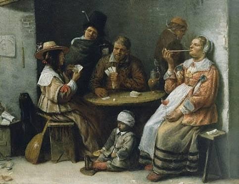 Игра в карты для жителя Мордовии закончилась алкогольной комой