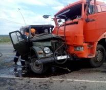 Жителей Мордовии просят рассказать о смертельных ДТП с КАМАЗами