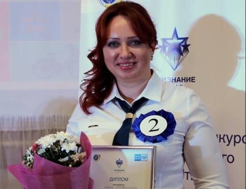 Почтальона из Мордовии поощрили «За волю к победе»