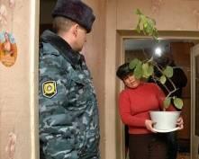В Саранске все готово для выселения должников из квартир