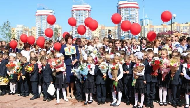 В самой большой школе Саранска с родителей собрали деньги на мыло и пипифакс