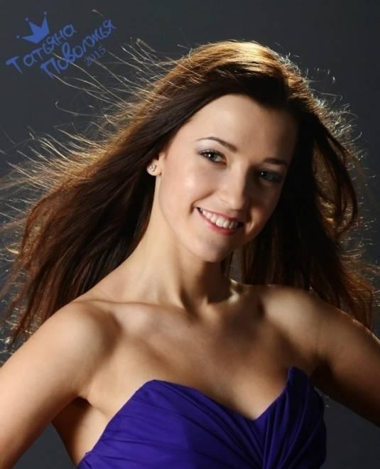 Татьяна из Мордовии — в числе лидеров в голосовании за звание «Мисс Медиа»