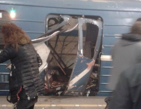 Среди пострадавших от взрыва в питерском метро - студент из Мордовии