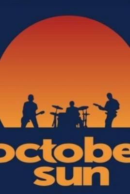 October sun постер