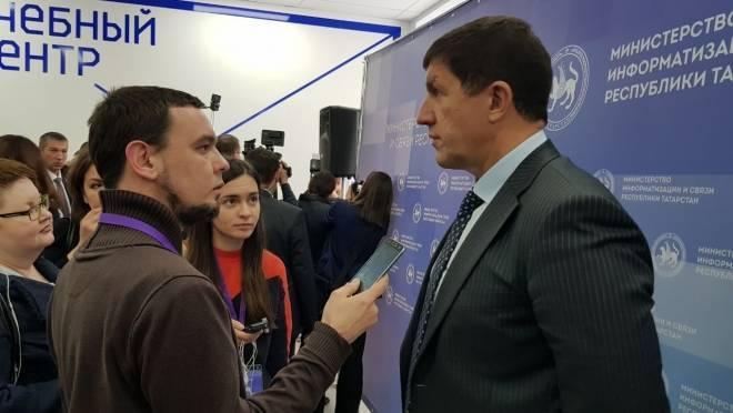 Михаил Осеевский: «Вклад цифровой экономики в ВВП России может составить 9%»