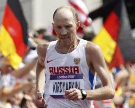 Сергей Кирдяпкин (Мордовия) завоевал «золото» Олимпиады в Лондоне
