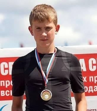 Игорь Федотов — призёр юношеской Олимпиады