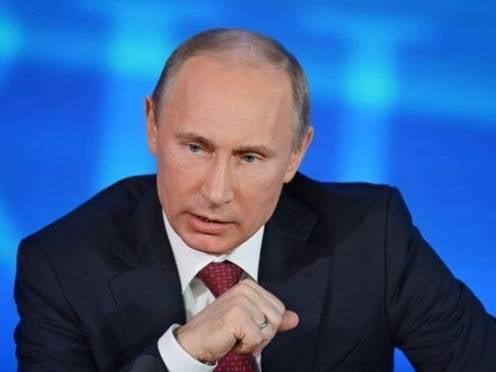Сегодня Владимир Путин даст большую пресс-конференцию
