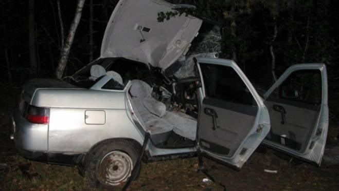 На дороге «Рузаевка — Ковылкино» пьяный водитель протаранил ограждение, 2 человека пострадали