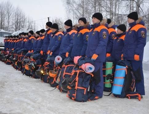 МЧС Мордовии: в Пензе спасатели из Саранска пробудут столько, сколько потребует обстановка