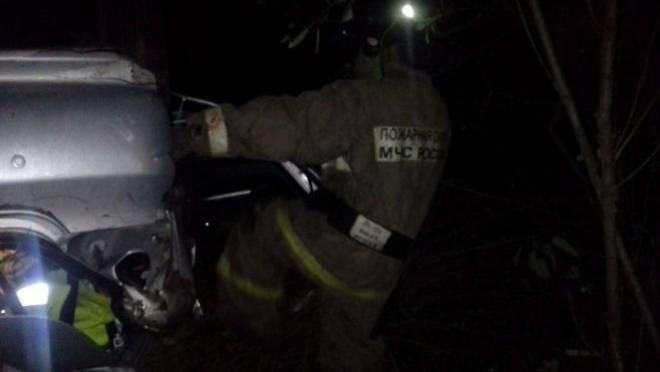 Авария со смертельным исходом произошла ночью в Рузаевском районе