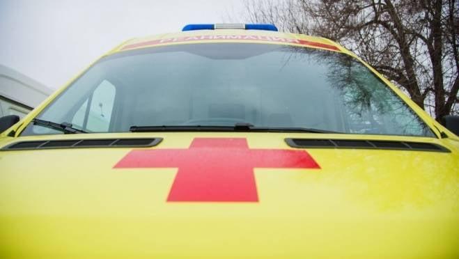 Грузовик в Саранске протаранил легковушку, в реанимации оказался 6-летний ребёнок
