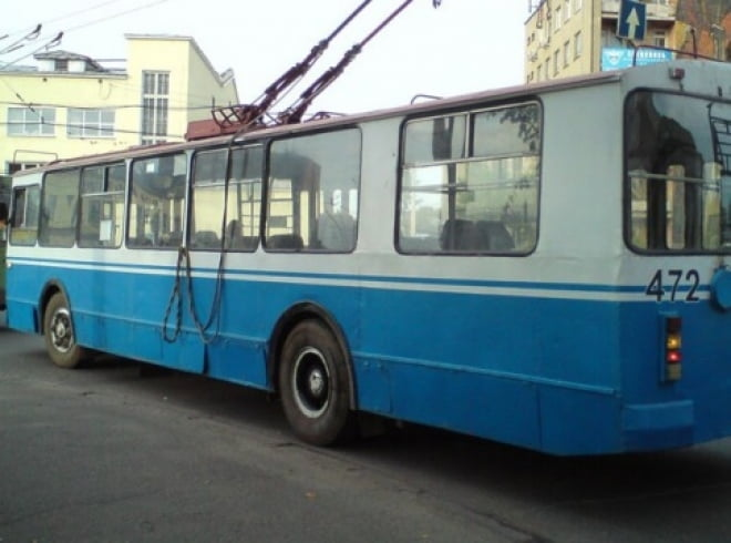 Троллейбусы возвращаются на улицу Энгельса