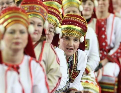 Мордва высадит культурый десант в Саратовской области