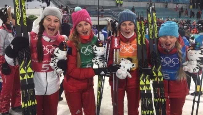 Анастасия Седова завоевала «бронзу» на зимней Олимпиаде-2018