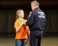 Вожатых из Мордовии наградили за спасение детей