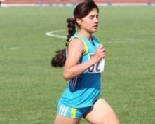 Мордовская спортсменка - лучшая в беге по горам