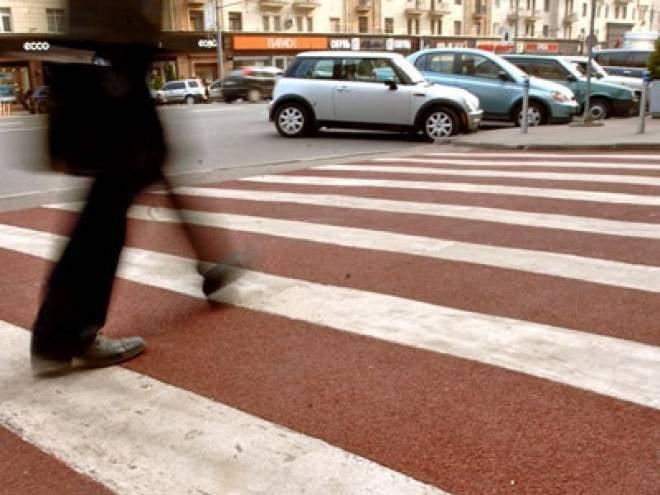 Пешеходы в Мордовии погибают из-за невидимой разметки