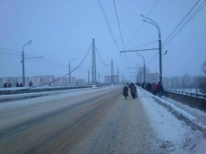 Химмашевский мост в Саранске открывать не собираются