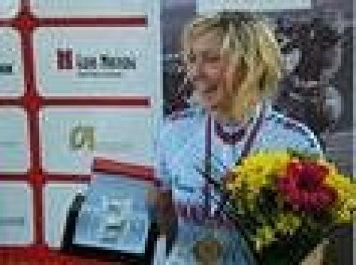 Гонщица из Мордовии стала чемпионкой Европы