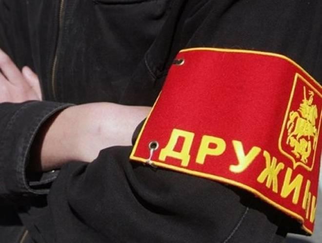 В Саранске народных дружинников будут поощрять рублём