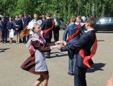 «Последний звонок» в 352 школах Мордовии прошёл без ЧП