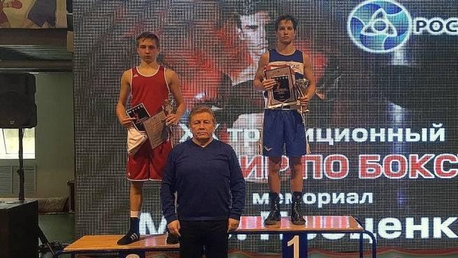 Мордовские боксёры восемь раз поднялись на пьедестал почёта в Пензенской области