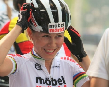 Ирина Калентьева даст мастер-класс велогонщикам Мордовии